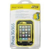 OtterBox Defender Case for iPhone 3G, 3GS Yellow/Black