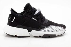 Adidas POD-S3.1 Unisex Turnschuhe Schuhe DB2930 schwarz-weiß