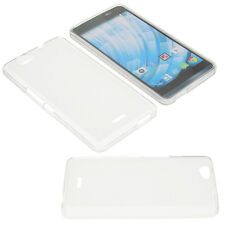 Case for Wiko Getaway Cell Phone Pocket Cases TPU Rubber White