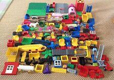 Lego Duplo bundle lot 4kg, mixed pieces, Princess, plates, bricks