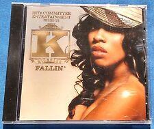 K Michelle Fallin CD Promo 3 Versions Main Instrumental Acappella
