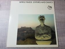 Simple Minds – Empires And Dance LP 1982 *** GREECE EDITION *** Ref VG50033 !