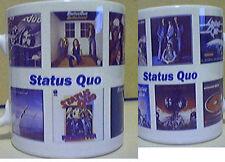 Status Quo Rock Music Mugs & Coasters