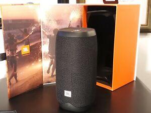 JBL Link10 Voice Activated Bluetooth Portable Smart Google Assistant Speaker!