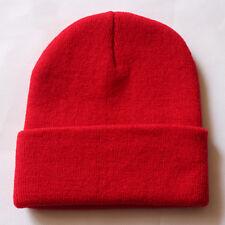 Wholesale  Winter  Unisex Knitting Wool  Beanie Hat Head Cap,SUPERSOFT 02