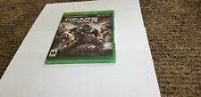 Gears of War 4 (Microsoft Xbox One, 2016) new