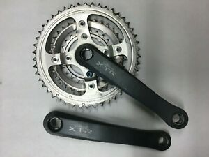 Shimano XTR FC-M950 180 mm 46-34-24 t Crankset MTB XC Crank Chainrings
