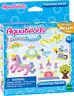 31632 Aquabeads Pastel Fairy Tale Playset Unicorn Castle Childrens Craft Toy 4+