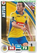 030 ARTUR PORTUGAL FC.AROUCA CHERNOMORETS ODESSA CARD ADRENALYN LIGA 2016 PANINI
