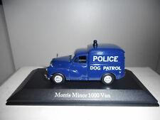MORRIS MINOR 1000 VAN POLICE WEST RIDING CONSTABULARY ATLAS 1:43