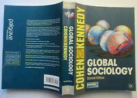 GLOBAL SOCIOLOGY   2rd Edition    Cohen & Kennedy    2007
