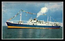 GP GOLDPATH: TRINIDAD & TOBAGO POST CARD 1965 _CV634_P19