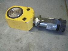 New listing Enerpac Rsm 100 Flat-Jac Low Profile Hydraulic Cylinder 10 Ton