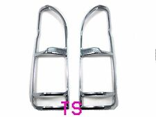 CHROME BACK REAR TAIL LAMP LIGHT COVER FOR TOYOTA COMMUTER HIACE 2015 VAN D4D