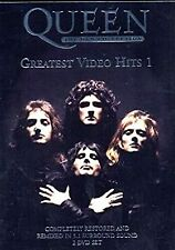 Queen, The DVD Collection: Greatest Video Hits 1 [DVD], , Used; Acceptable DVD