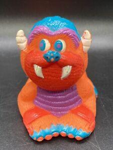 "My Pet Monster ""Gwonk"" Carl's Jr Toy 1988 Rare!"