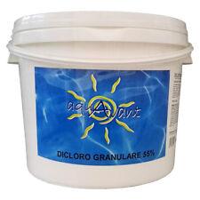 AQUAVANT DICLORO GRANULARE 56 % 50KG 03140ECO QS09