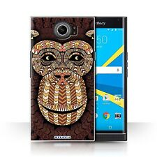 STUFF4 Back Case/Cover/Skin for BlackBerry Priv/Aztec Animal Design