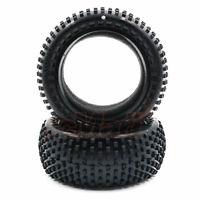 Soft//2pcs//Scorpion 2014 Kyosho SCT001SB Front Tire