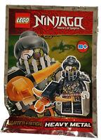 Lego® Ninjago™  Heavy Metal Limited Edition Minifiguren Neu & OVP