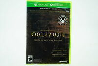 Elder Scrolls IV Oblivion Game of the Year Edition: Xbox 360 [Brand New]