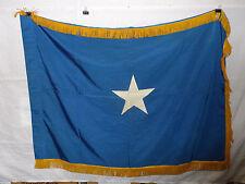 flag788 Ww 2 Us Navy 1 Star Rear Admiral gold fringe