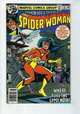 SPIDER-WOMAN # 10 (Cents Issue, JAN 1979), VF