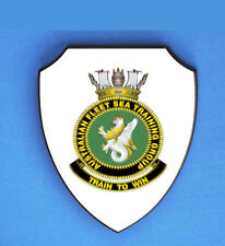 AUSTRALIAN FLEET SEA TRAINING GROUP WALL SHIELD IMAGE BLURED TO STOP THEFT