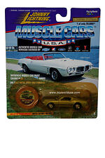 1997 Johnny Lightning MUSCLE CARS U.S.A. Series 2 1968 Ford Shelby GT-500
