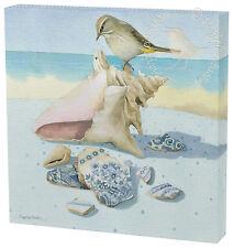 Marjolein Bastin Playa Treasures 12 x 12 Galería Envuelto Lienzo