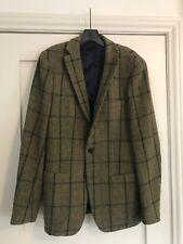 Gant Wool Blazer - 48 - Green