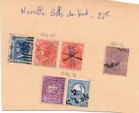 Anciens timbres Nouvelle Galle du Sud
