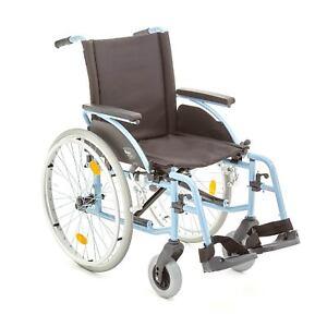 Tuni Vision Folding Armrest Lightweight Self Propelled All Terain Wheelchair
