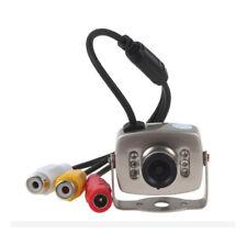 HD Small Mini CCTV Colour Security surveillance Camera with Audio IR nightvision