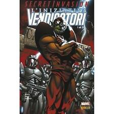 Marvel Mega 49 - Vendicatori L`Iniziativa - Secret Invasion - PANINI COMICS NEW