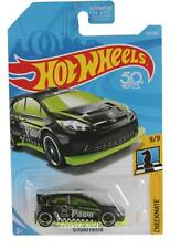 2018 Hot Wheels #139 Checkmate '12 Ford Fiesta