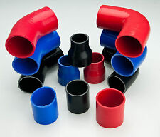 """Silicone Hose 51mm Air Intake Hose Intercooler Tube 50mm 2 """" Connector"""