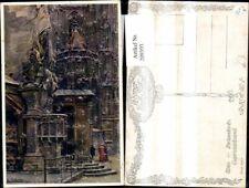 209393,Künstler Ak E. Graner Wien 1 Stefanskirche Capristankanzel