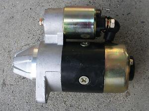 HOLZER Elektrostarter Anlasser zu Dieselmotoren Einzylinder Yanmar Kipor Rotek