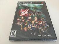 Romancing SaGa (Sony PlayStation 2, 2005) PS2 NEW
