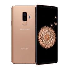 """6.2"""" Samsung Galaxy S9+ Plus 64GB Desbloqueado de Fábrica Android Smartphone Oro"""