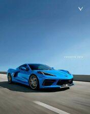 2020 Chevrolet C8 Corvette Stingray Brochure 1LT 2LT 3LT Z51, 40 pp NEW