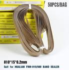 810 15 0.2mm FRM-810 continous Band sealer straps belt 50pc