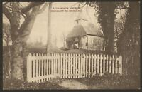 Sussex. Lullington Church. The Smallest Church in England. Vintage Postcard