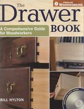 The Drawer Book: A Comprehensive Guide For Woodworkers (Popular Woodworking)