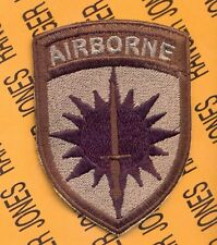 US Army Element Special Operations Cmd Pacific Airborne SOCPAC patch Multicam