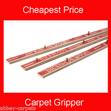 250 Feet of high quality Carpet Gripper Rods for fitting carpets felt or hessian