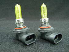 9005 XENON HALOGEN FOG DRIVING AUTO LIGHT BULBS YELLOW