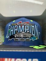 New Era Rare NASCAR The Jeff Gordon 24 Champion Snapback Hat Cap New in Box