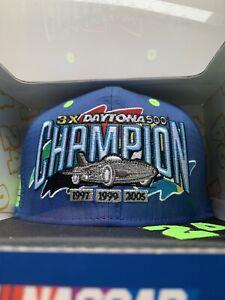 New Era Rare NASCAR The Jeff Gordon 24 Champion Snapback Hat Cap New in Box